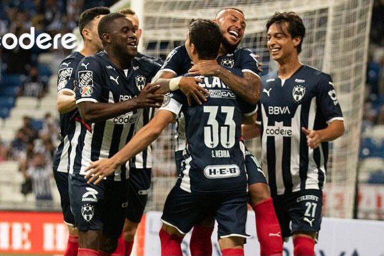 Joel Campbell debutó con Rayados de Monterrey en victoria sobre Pumas