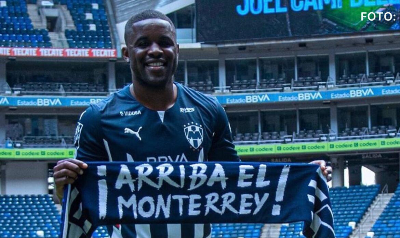 """Joel Campbell: """"Monterrey es un equipo grande, con una gran institución"""""""
