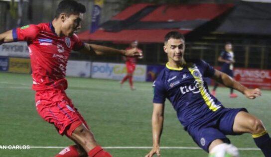 Guadalupe y San Carlos repartieron puntos en la segunda jornada del torneo