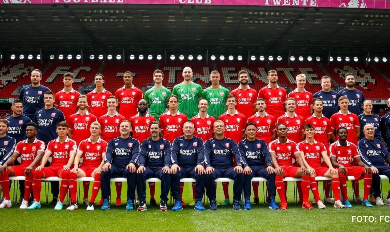 Manfred Ugalde ya se incorporó al primer equipo del Twente (FOTOS)