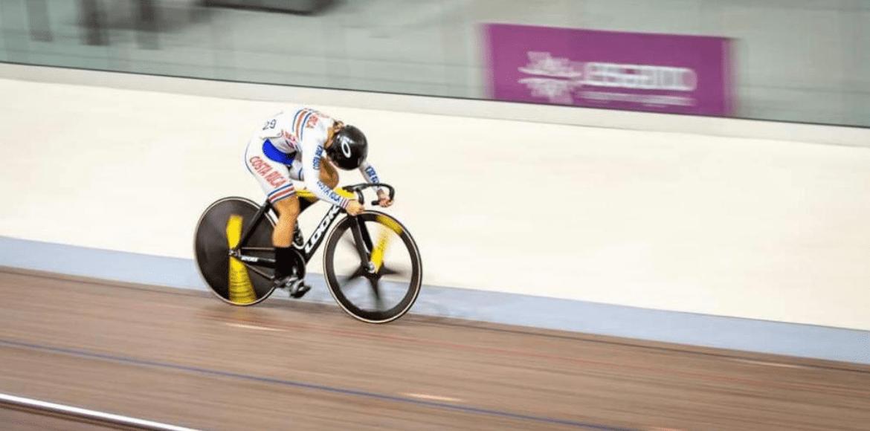Abigail Recio se ubica 2 del mundo en el ranking sub 23 de ciclismo de pista