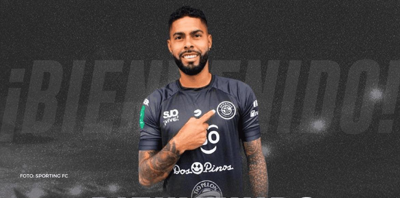 Allan Miranda jugará en Sporting FC