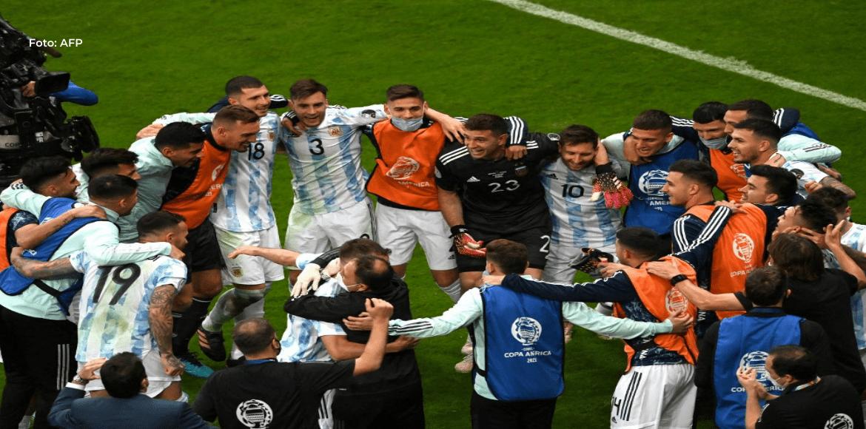 Argentina es finalista de la Copa América gracias al show de Emiliano Martínez