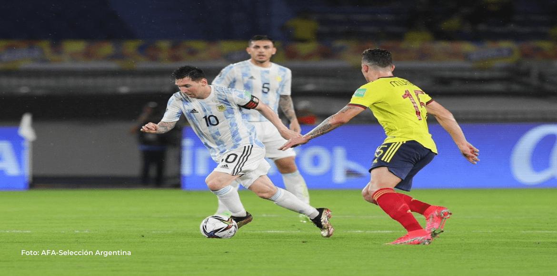 Argentina y Colombia lucharán por acompañar a Brasil en el Maracaná