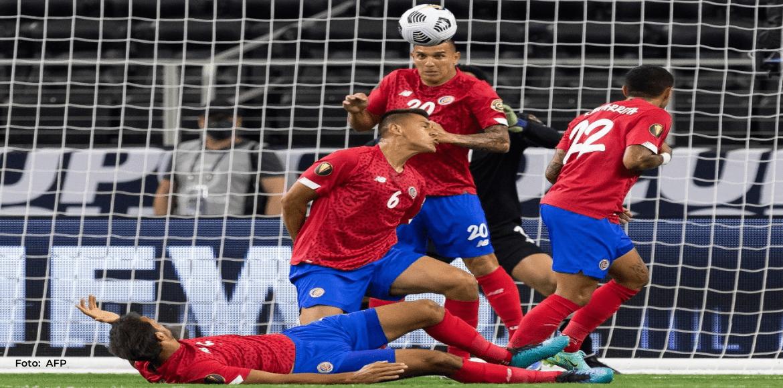 Exhibición canadiense elimina de la Copa Oro a una inoperante Selección Nacional