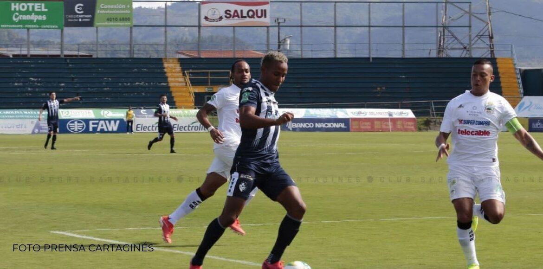 Guanacasteca sacó un punto contra el Cartaginés en la fecha 2