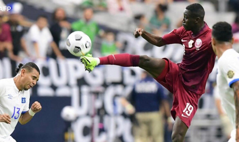 Catar venció a El Salvador y llegó a semifinales de Copa Oro