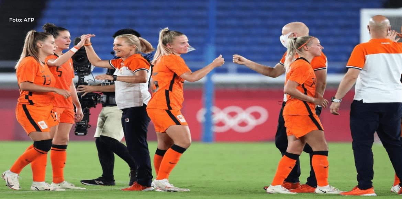 EEUU-Holanda reeditan final mundialista en cuartos del fútbol olímpico femenino
