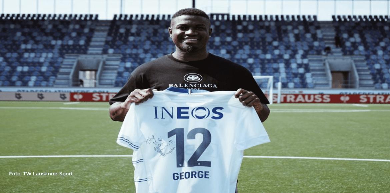 Mayron George deja el fútbol francés y tendrá su décimo club en Europa