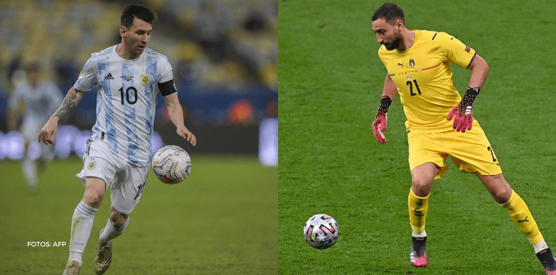 ¿Equipo de la Copa América o de la Euro?