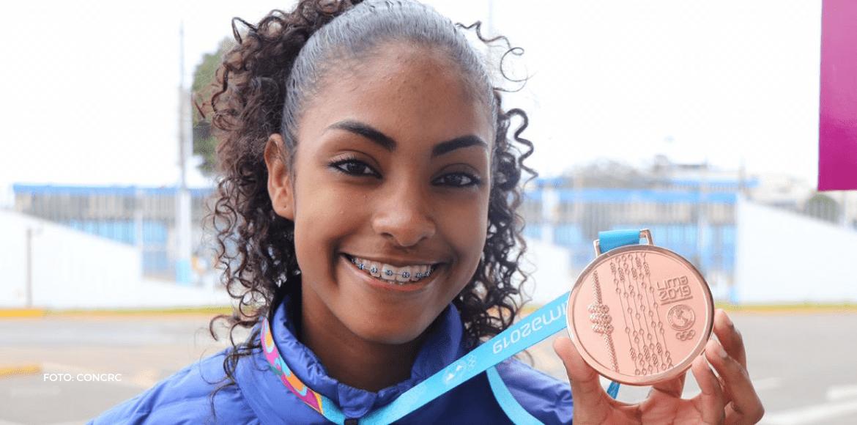 Costa Rica tendrá nueva atleta en las Olimpiadas