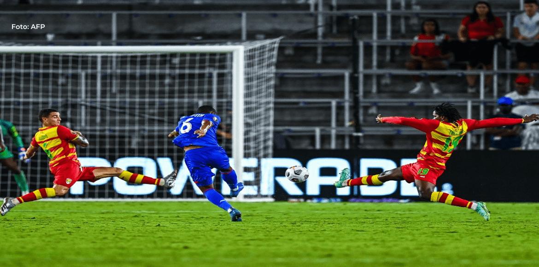 Panamá se despide de la Copa Oro con triunfo 3-1 ante Granada