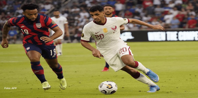 Estados Unidos finalista de la Copa Oro de la Concacaf al ganar 1-0 a Catar