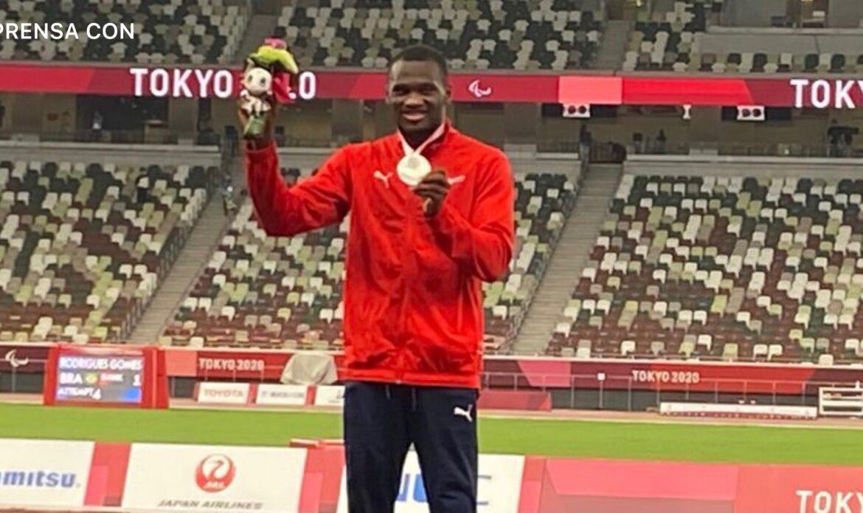 ¡Histórico! Sherman Guity se alza con medalla de plata en los 100 metros lisos
