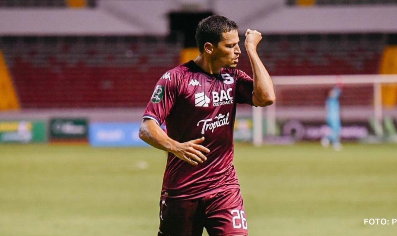 """Daniel Colindres: """"Me faltan goles"""""""