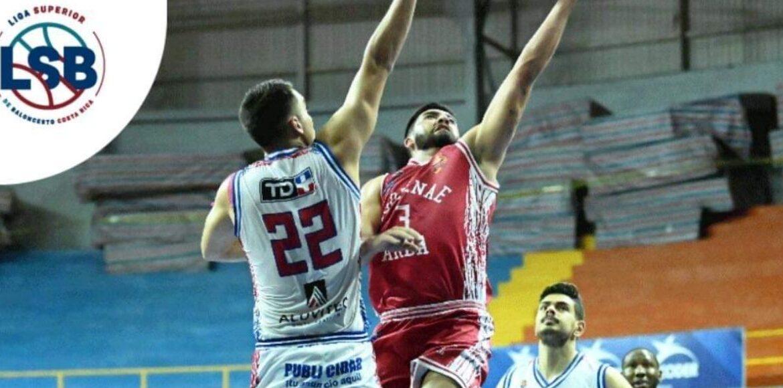 Escazú Escoba y Arba irán a la final de baloncesto masculino