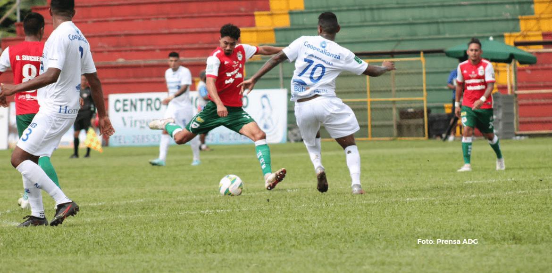 Guanacasteca derrotó al Pérez y logró primer victoria en el torneo