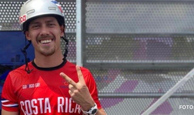 Atleta Kenneth Tencio encenderá pebetero de los 200 años de independencia de Costa Rica