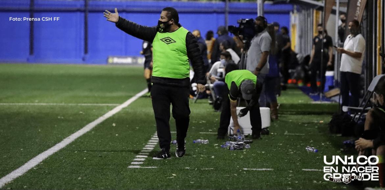 Bernal Castillo: «Pudimos dejar la serie abierta»