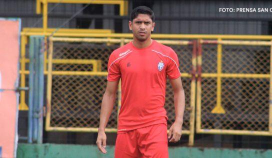 Christian Martínez jugará amistoso con la Selección de El Salvador