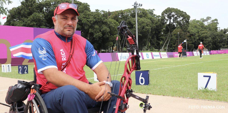 Diego Quesada sigue afinando su puntería
