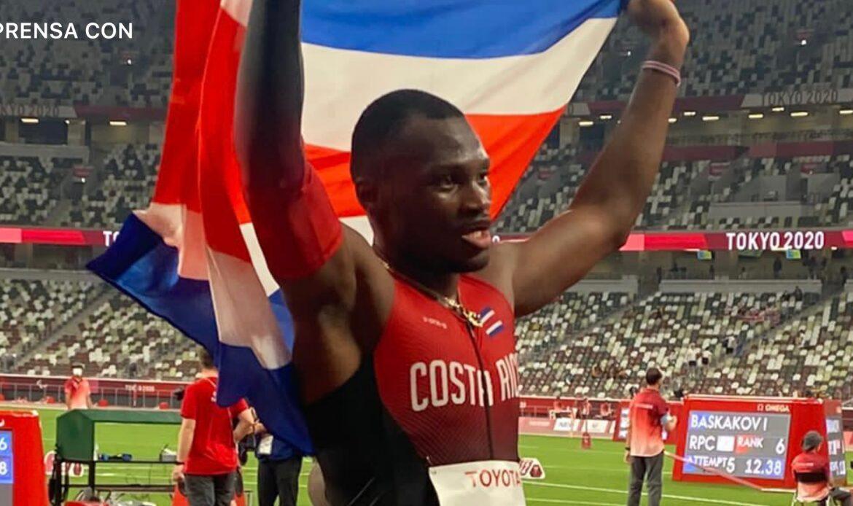 Sherman Guity ganó Medalla de Oro e impuso récord paralímpico