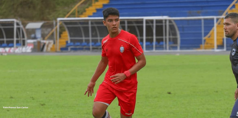 Juvenil de San Carlos hará pasantía en el FC Dallas