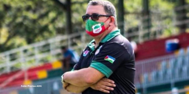 Jorge Caamaño: «Ese gol fue de toda la provincia de Guanacaste»