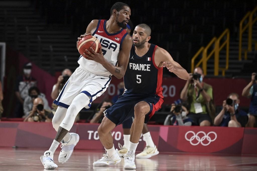 Kevin Durant tumba a Francia y lleva a EEUU a un cuarto oro consecutivo