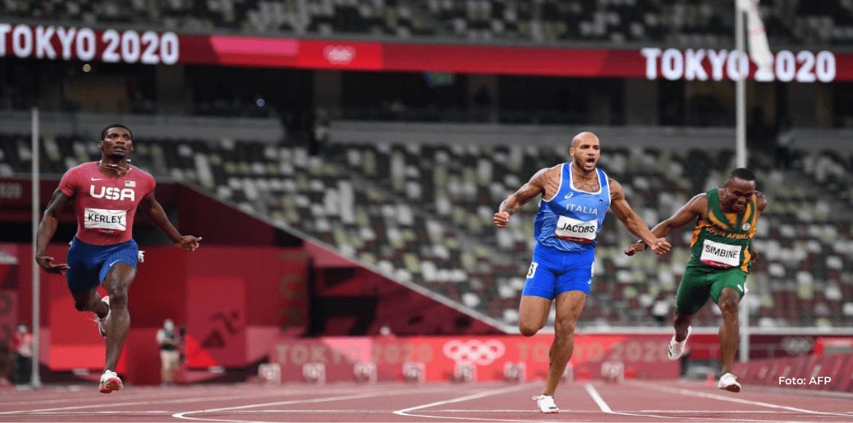 El italiano Lamont Marcell Jacobs sucede a Bolt en palmarés olímpico de 100 metros