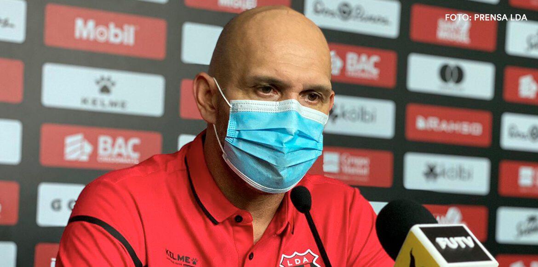 Luis Marín: «Estoy muy satisfecho con los jugadores jóvenes»