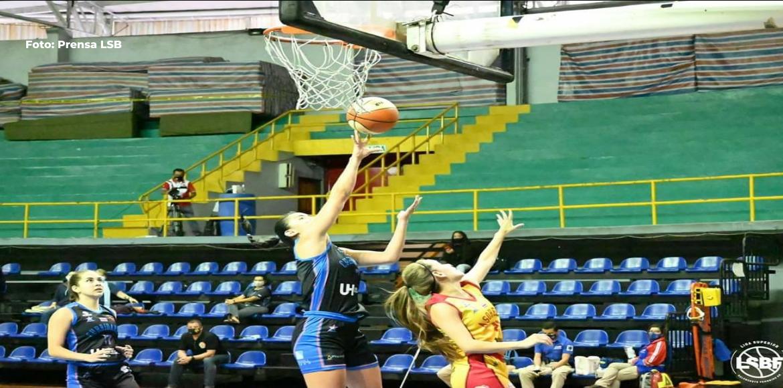Baloncesto femenino a un paso de tener sus semifinales listas