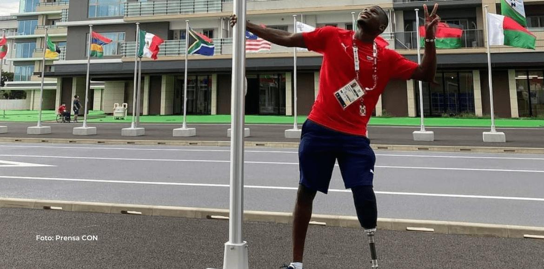 Prensa internacional reacciona ante la hazaña de Sherman en los Paralímpicos