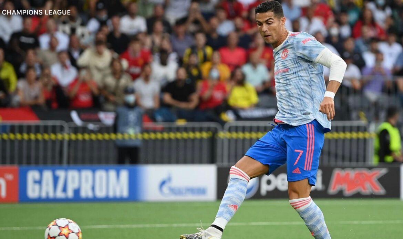 Manchester United perdió con Young Boys en re debut de Cristiano en Champions
