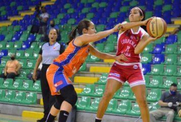 Eagles ganó el primer juego de la final de baloncesto ante Coopenae Arba