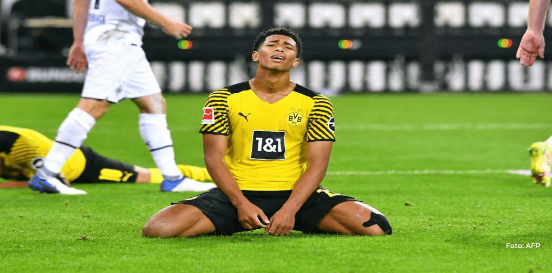 Wolfsburgo y Dortmund ceden, Leipzig endosa 6-0 al Hertha