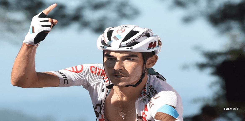 Roglic sigue líder tras penúltima etapa de la Vuelta, 'Superman' abandona