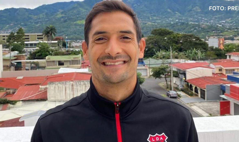Celso Borges ya está en Costa Rica y podría debutar la próxima semana