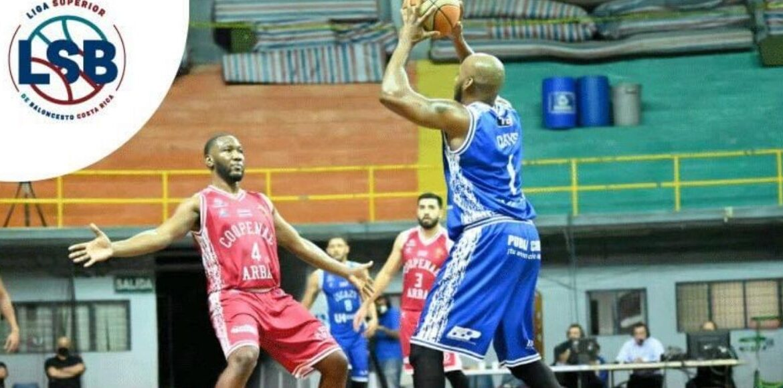 Final de baloncesto masculino se disputará este martes