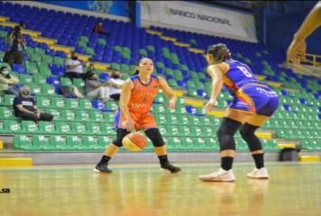 Lista la final femenina de baloncesto nacional
