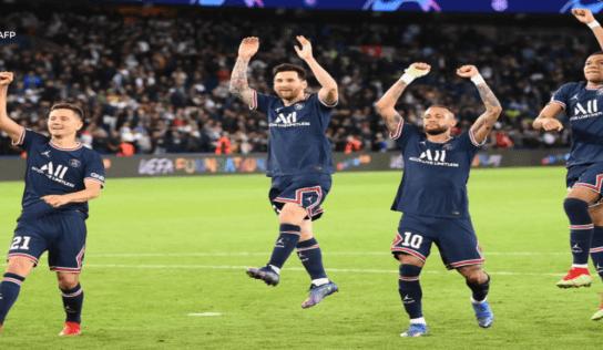 Cuatro triunfos visitantes, tres victorias locales y un empate en la fecha de martes de la Champions
