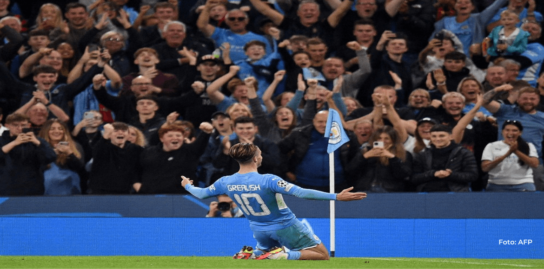 El City gana al Chelsea, Liverpool nuevo líder pese a empatar