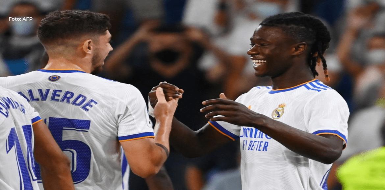 El Real Madrid gana 5-2 al Celta y se mantiene líder liguero