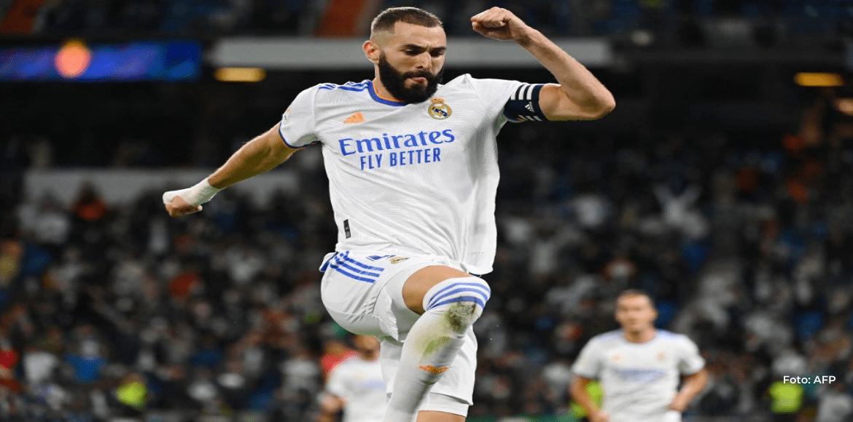 El Real Madrid golea 6-1 al Mallorca y sigue líder liguero