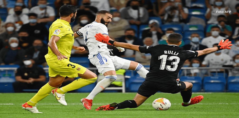 Primer frenazo del Atlético, Real Madrid patina en casa pero sigue líder