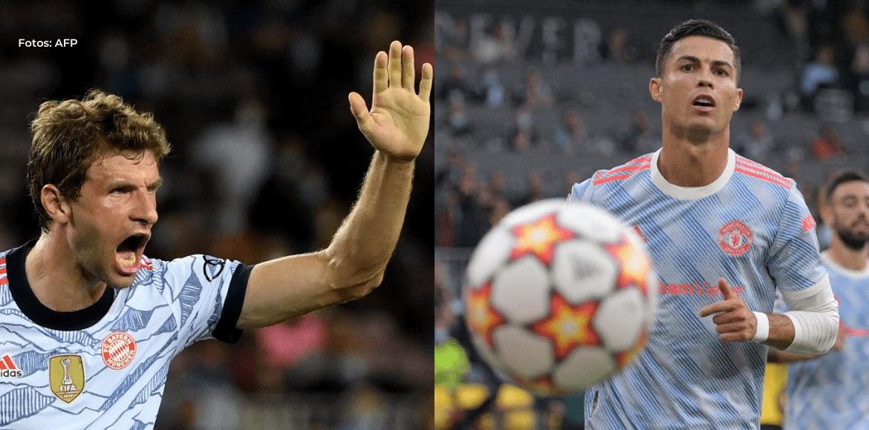 Derrota del Manchester United de Cristiano, los españoles tampoco ganan