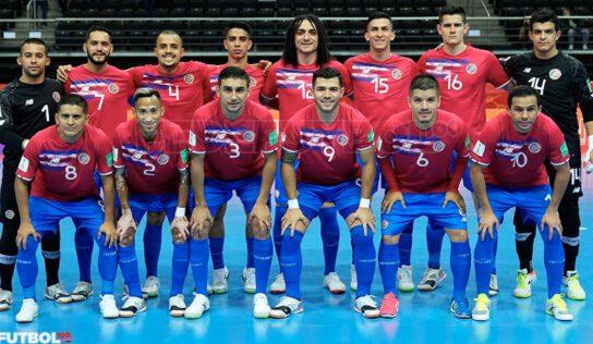¡Eliminados! Sele de Futsal quedó fuera del Mundial de Lituania