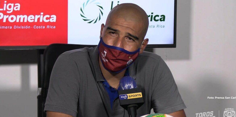 """Douglas Sequeira: """"El rendimiento es muy malo"""""""