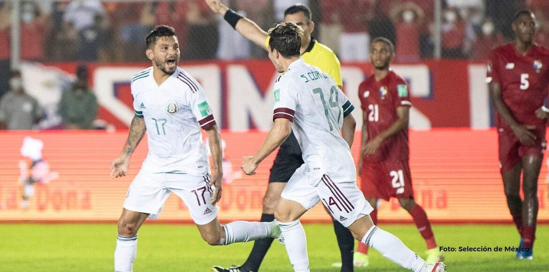 México seguirá de líder tras sacar empate ante Panamá