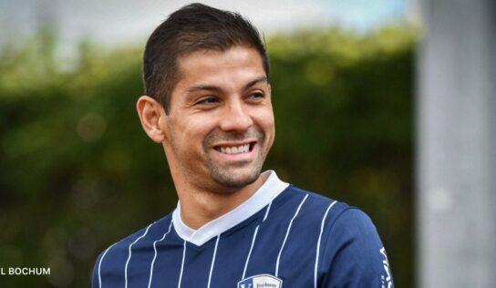 ¡Cristian Gamboa regresó con el Bochum! Fue titular y jugó los 90 minutos